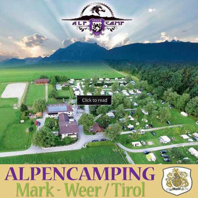 Camping Innsbruck: Camping Met Uitstekende Waterkwaliteit In Tirol
